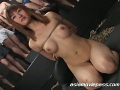 Cum hungry sweet japanese schoolgirl