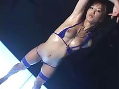 Akane Yazaki Is Filmed Doing A Hot Dance While Wearing A Bikini