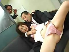 Asian Porn Movie Office Play
