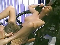 Babe Tera Patrick gets her pussy eaten and sucks a meaty har...