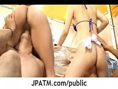 Japan Public Sex - Asian Teens Exposed Outdoor - vid16