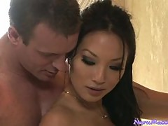 Japanese Wet Sex Fantasy With a Busty Chick