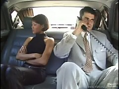 Beautiful asian inesa fucked in a car