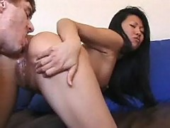 Sheena east hot on top at my asian massage