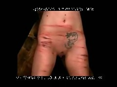 Stupid slut severely and totally punished