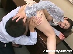 Lovely teacher gets gang banged by horny students