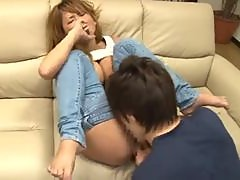 Smoking hot Japanese girl sex