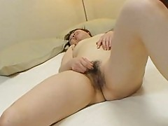 Chubby Japanese MILF Junko Takeya hungry for sex