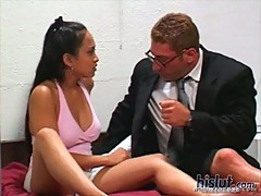 Loni is a lovely Filipina with a nice set of all natural cups