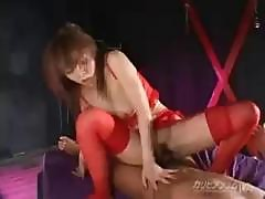Japanese Babe Rei Himekawa Sucks And Fucks Her Dude With Passion