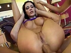 Trinity and Roxy Jezel Share A Load