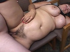 BBW Eating Chinese