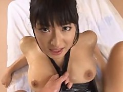 Hot Oiled Up Sex With The Asian Teen Kana Yume