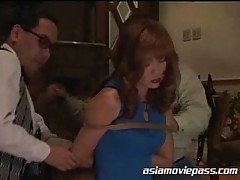 Japanese babe extremely tortured for fun