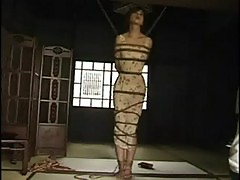 Japanese rope art