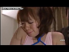 Young asian bondage