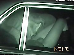 Real Shot of Car Sex Scenes