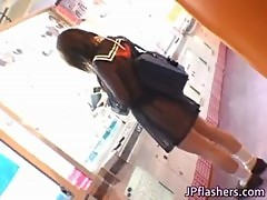 Mikan sexy Asian school girl enjoys