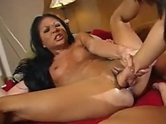 Oriental Lesbians Do It All