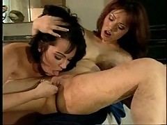 East meets west 3 - fujiko kano and claudia adkins