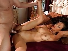 Far East Asian chick on dickcopter