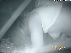 Infrared camera car sex exposed