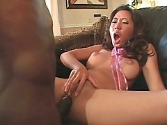 Asian Horny For Black Meat